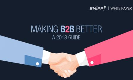 making B2B better
