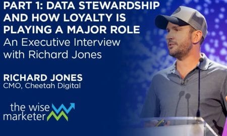 Richard Jones discusses data stewardship and loyalty's major role.